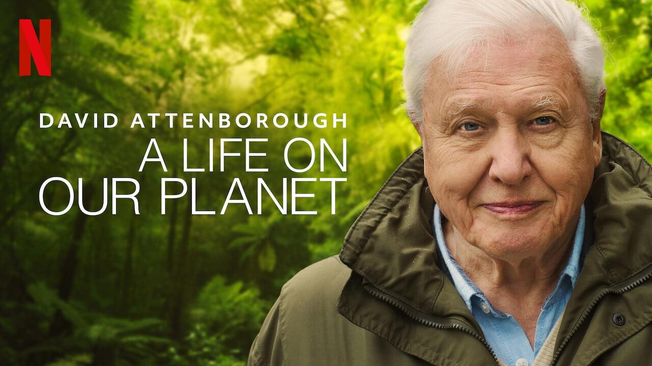 دیوید اتنبرو زندگی در سیاره ما (مستند)